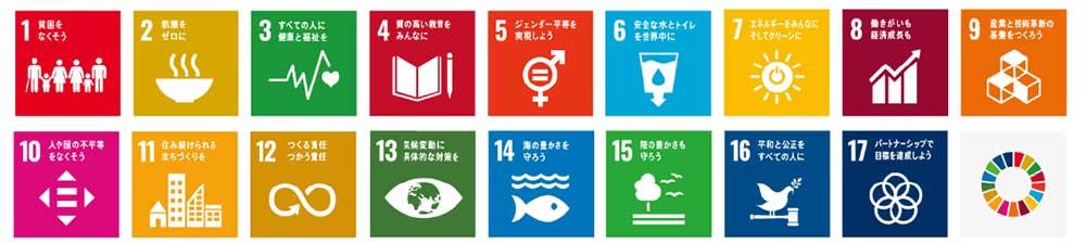SDGsすべてのマーク